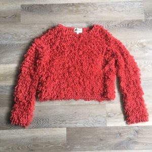 For Love and Lemons Knitz Loop Sweater